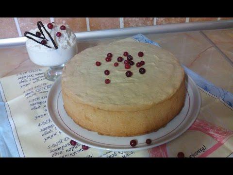 Пирог в мультиварке без разрыхлителя и соды