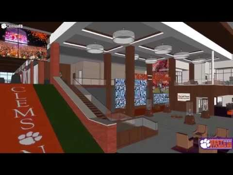 Clemson Football || Introducing the New Clemson Football Complex