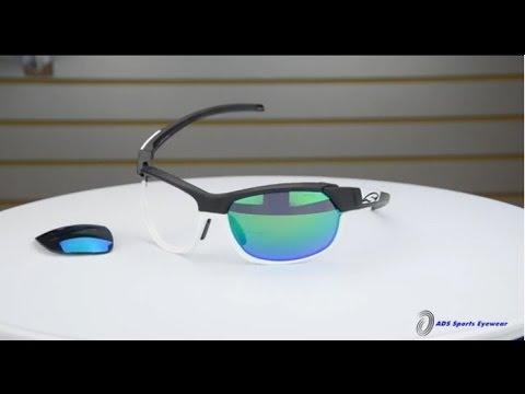 245a1a0661 Smith Pivlock Overdrive Sunglasses Demo - YouTube
