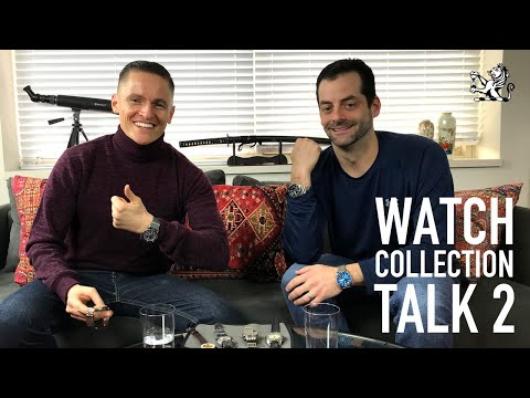 Watch Collection Talk 2: Marc From LIW - Rolex, Seiko, Omega & Squale