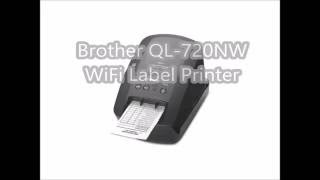oracle e business suite ebs custom barcode label solution w brother ql 720nw wifi label printer