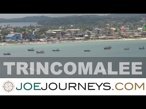 Trincomalee - Sri Lanka  | Joe Journeys