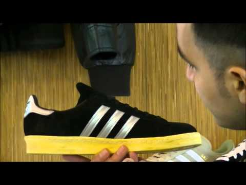 Adidas Originals x Mita zapatilla Campus 80 YouTube