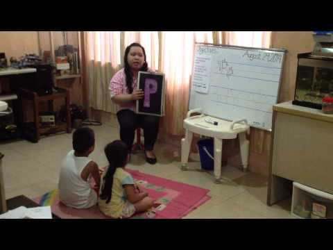 Piyaw, Joanna Paola   Video Pre Demo Teaching