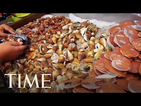 Is Shellfish Healthy? Here's What The Experts Say | TIME