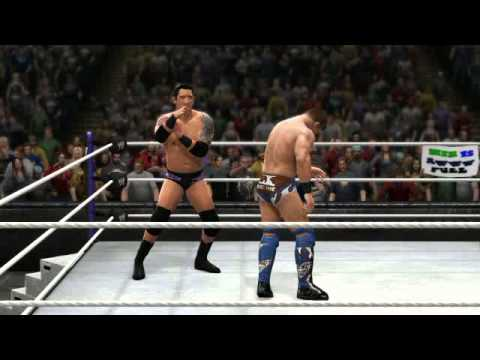 WWE 13 Best Bull Hammer Elbow Alternative
