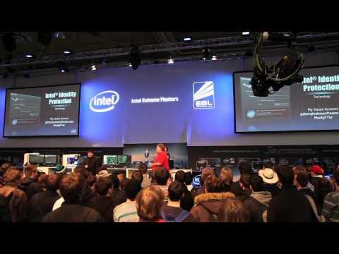 Gabe Newell stellt IPT für Steam auf der Cebit 2011 vor