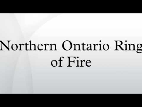 Northern Ontario Ring of Fire