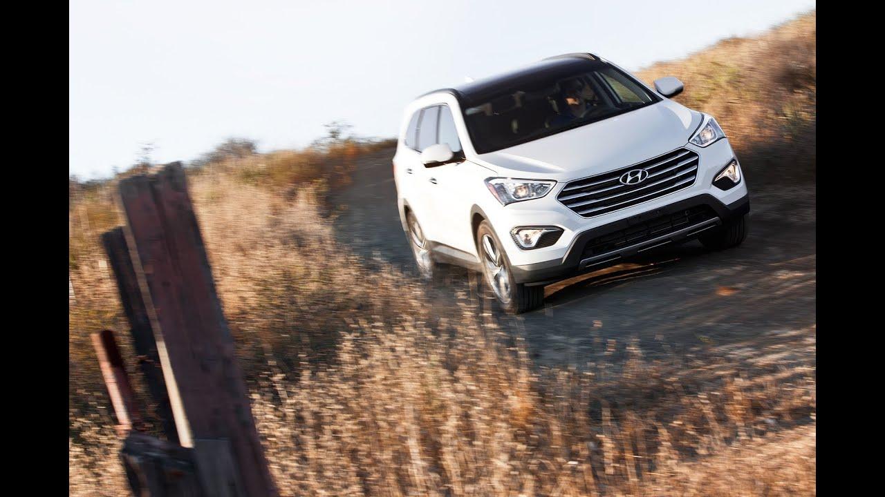 2017 Hyundai Santa Fe Review Edmunds