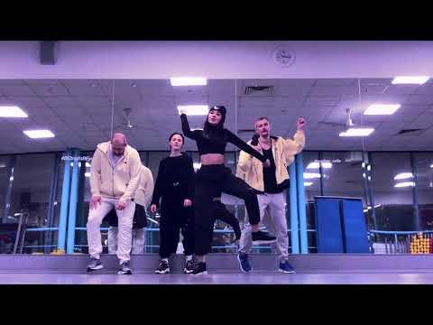 VERBEE - А ты красивая - Танец 4-в-1 (JumpStyle edition)
