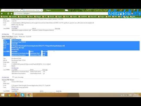 Hướng dẫn khắc phục lỗi Shockwave Flash trên Chrome