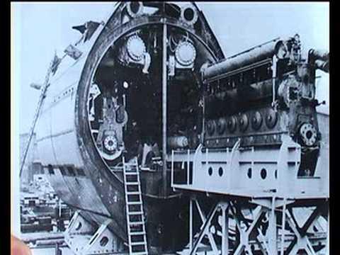 William Bauer, Donitz's Steath Submarine