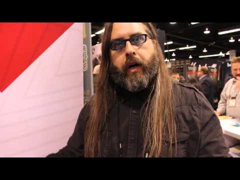 Tom Cram of DigiTech Discussing the TRIO+ at NAMM 2016