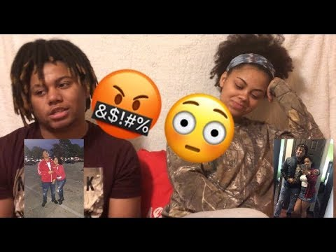 OUR FIRST ACTUAL YOUTUBE VIDEO‼️ (reaction video)