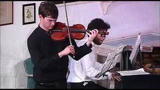 Prokofiev Violin Sonata No. 2 by Nathan Meltzer and Gabriele Troisi