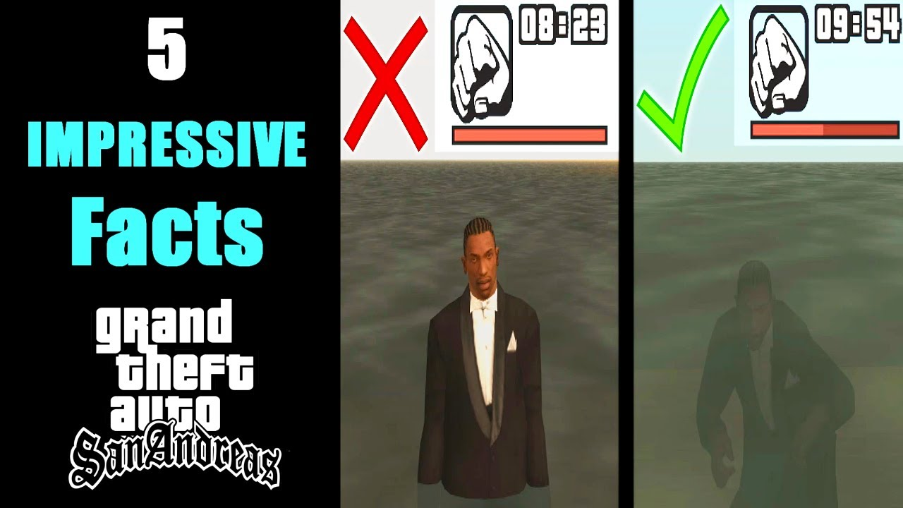 Download 5 IMPRESSIVE Facts about GTA San Andreas