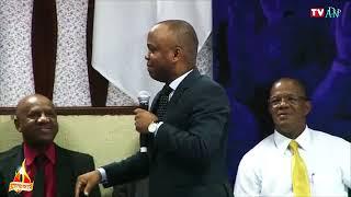 Pr. Jackson Marques - Deus quer mudar seu presente e construir seu futuro ( muito forte )