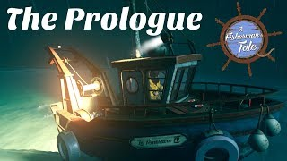 A Fisherman`s Tale - The Prologue (This VR Game is AMAZING !!!!)