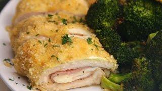 Ham & Cheese Chicken Rollups