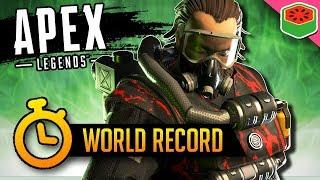 WORLD'S FASTEST WIN!   Apex Legends