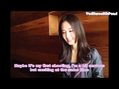 [ENG] Yuri (SNSD) Fashion King Interview in NY