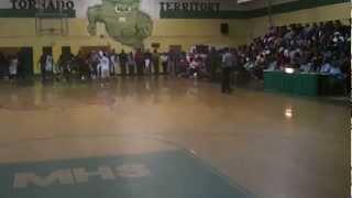 Monroe Lady Tornadoes win GHSA Region 1-AAAA Girls Basketbal