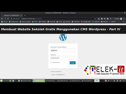 membuat-website-sekolah-gratis-menggunakan-cms-wordpress---part-iv