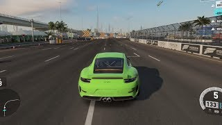 Porsche 911 GT3 RS - Forza Motorsport 7 Gameplay (1080p60fps)