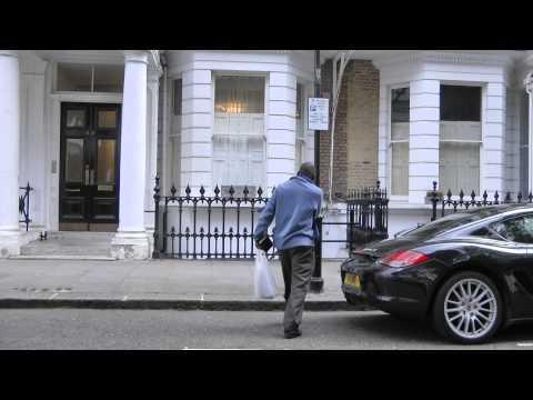 HOME SWEET HOME, ANDY LUMEH, EVANGELIST, LONDON SW7