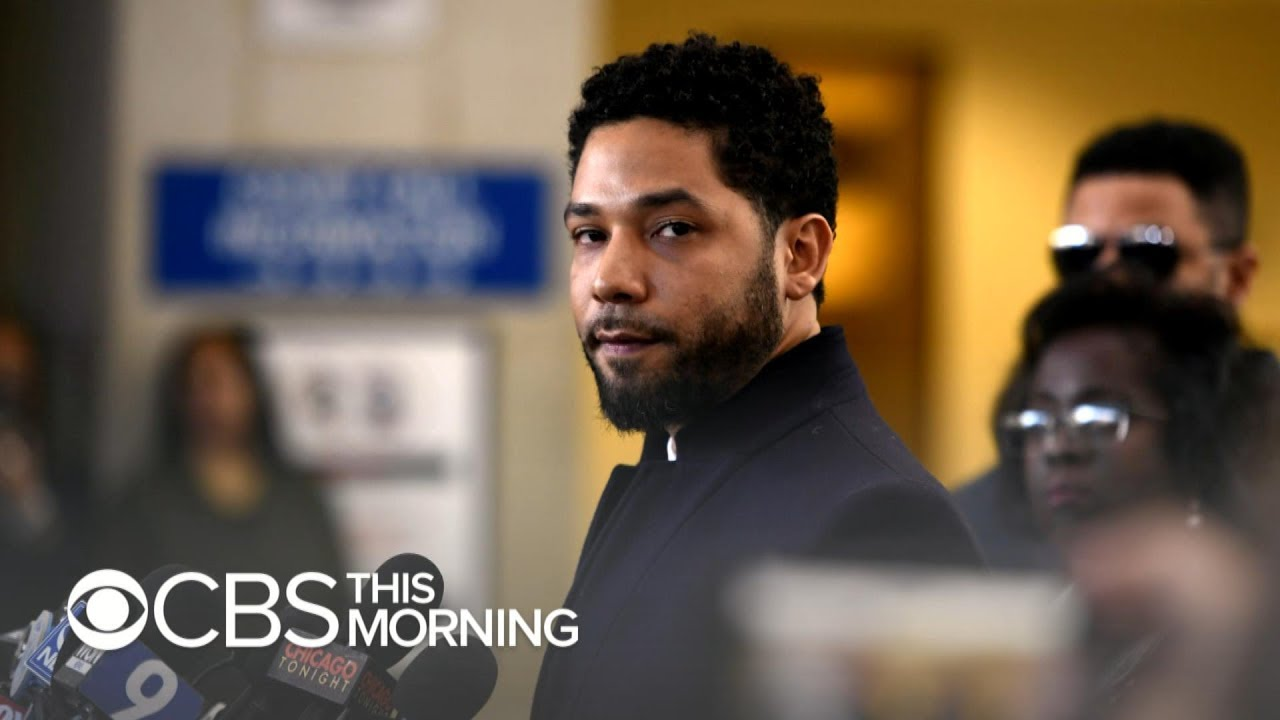 """Jussie Smollett case """"an example of justice for the rich and powerful,"""" legal analyst says"""