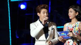 HD1080p 141102 Asia Song Festival Special MC Henry _ 아송페 헨리