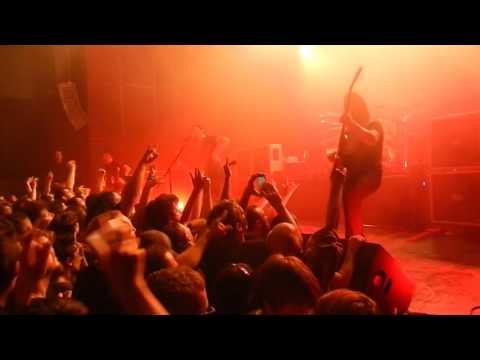 Gojira - Backbone, live @ Atabal, Biarritz, France, 10.07.2016