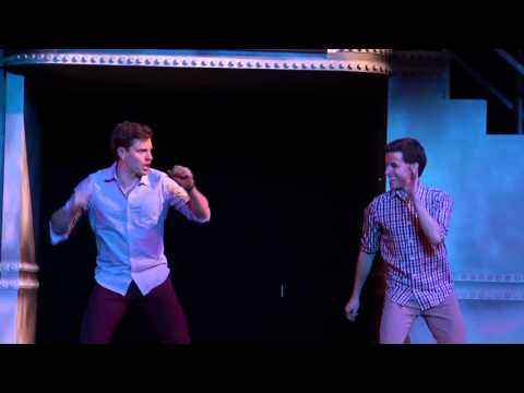 Alex Prakken & Chaz Wolcott - Moses Supposes - The Newsboys' Variety Show