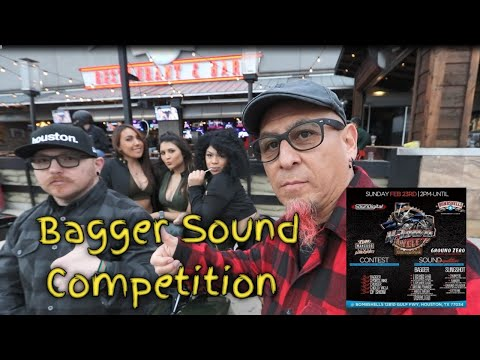 Bombshells Bagger Sound Competition