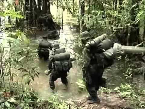 Curso guerra na selva
