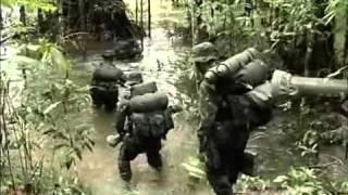 Ten janilton no curso de guerra na Selva