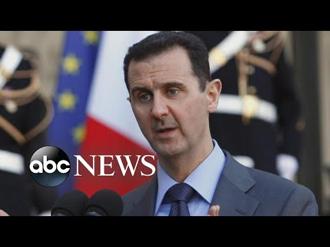 Inside Syria: Who is President Bashar Al-Assad?