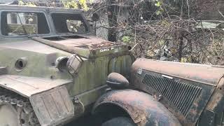 Автомобиль Гитлера в коллекции грузинско...
