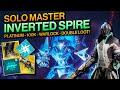 - Destiny 2: Solo Platinum MASTER 100K Inverted Spire Nightfall Guide - DOUBLE LOOT - Warlock S14