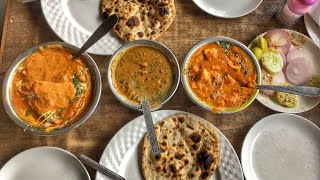 Best Butter Chicken & Dal Makhani on Highway | Deluxe Dhaba
