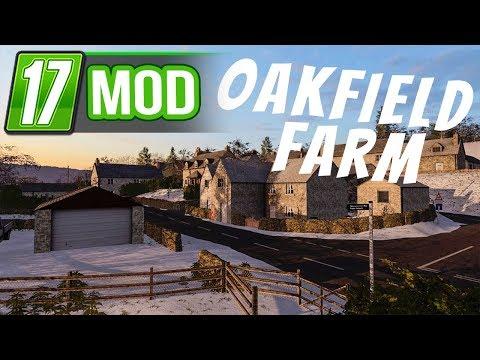 Cum e harta OakField Farm? FS17 MOD