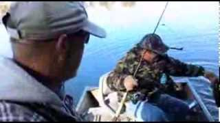 Light rains move bass shallow. Central Coast Bass fishing shows.