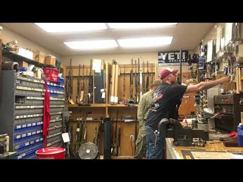 Gunsmithing At Mackspw