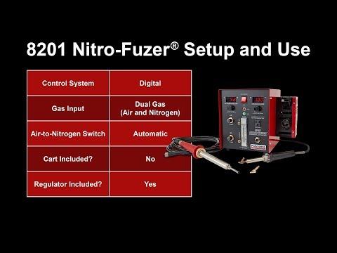 8201 Nitro-Fuzer Setup And Use