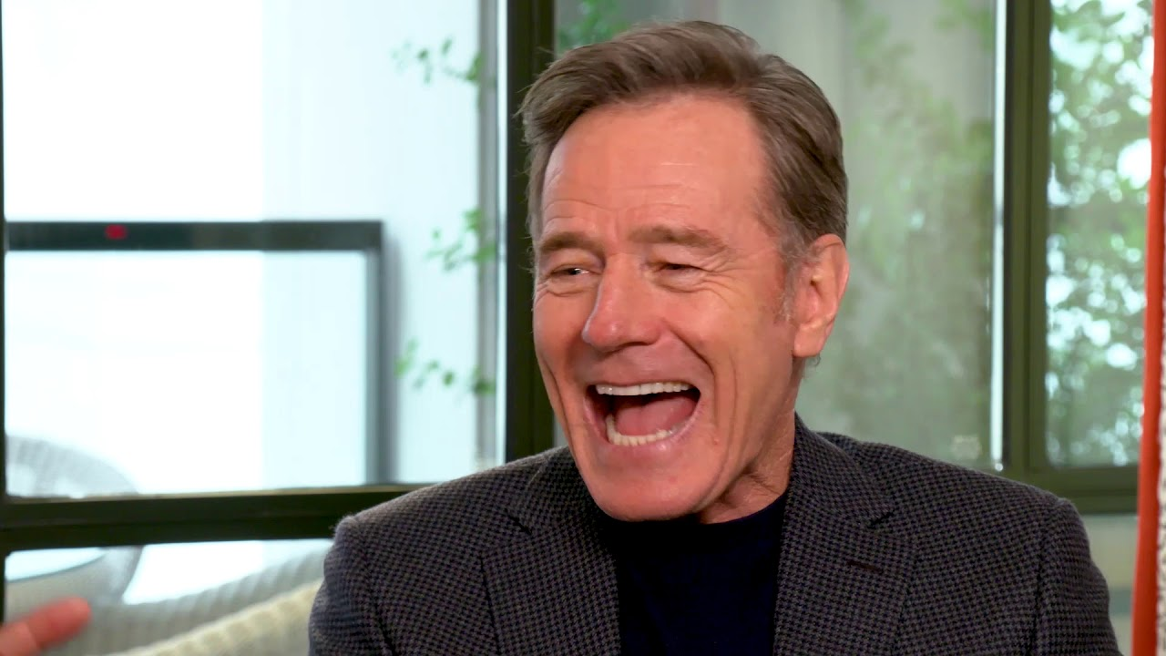 Bryan Cranston Imitates Kevin Hart | The Upside | Laugh Out Loud Network