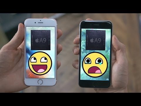 Las diferencias entre los chips Apple A9 de Samsung y TSMC, explicadas