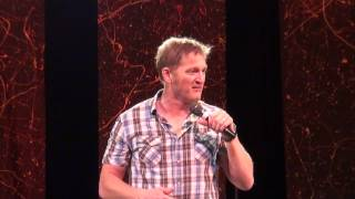 Tim Hawkins talking about being a Parent at Walnut Hill Community C...