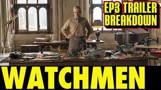 Watchmen Episode 3 Trailer Breakdown | HBO | Season 1 Theories