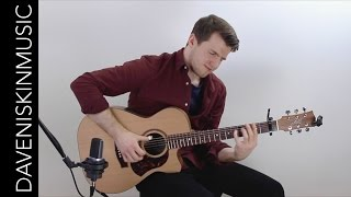 Don't Know Why (Norah Jones / Jesse Harris) - Fingerstyle Acoustic Guitar Cover
