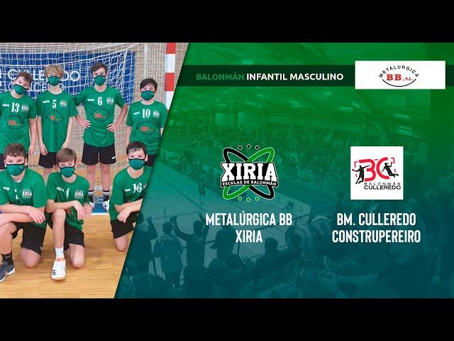 Metalúrgica BB Xiria - Bm. Culleredo Construpereiro [INF. MASC.]